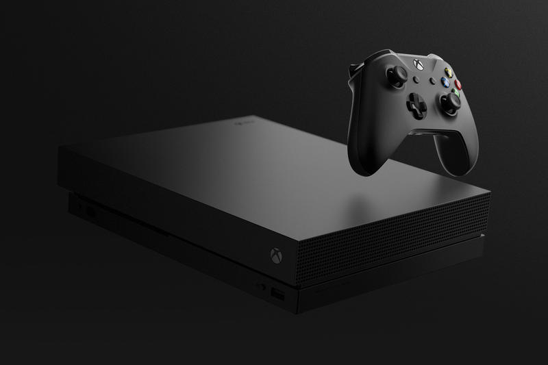 XBOX Console Futur XCLOUD Projet