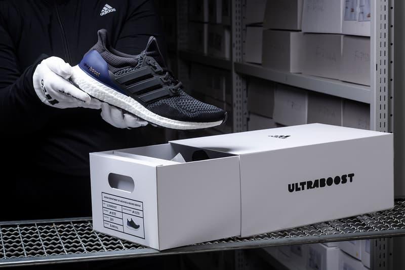 Photo UltraBOOST adidas