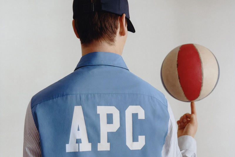 A.P.C. La Croix Rouge Reprend Vêtements