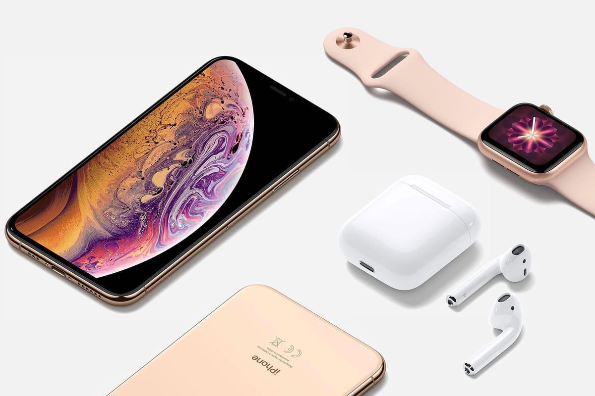 Apple Présente Ses Meilleurs Deals Pour Le Black Friday