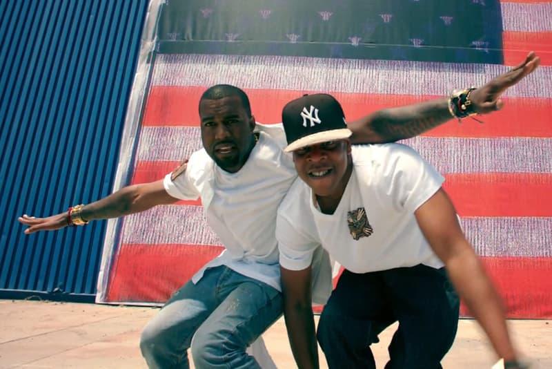 Photo De JAY-Z Et Kanye West