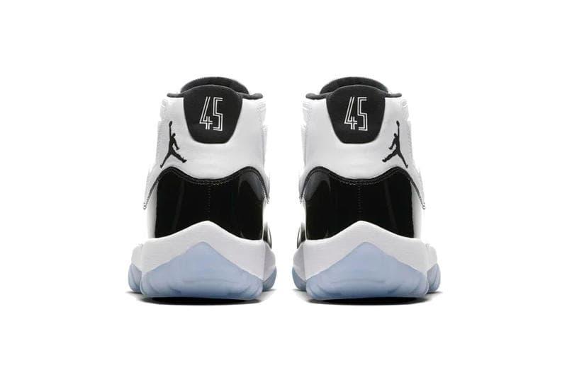 """Photo De La Air Jordan 11 """"Concord"""""""