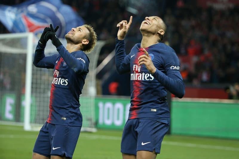 Photo Mbappé Neymar