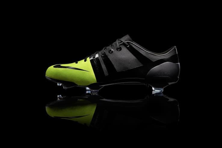 Photo Des Nike Green Speed