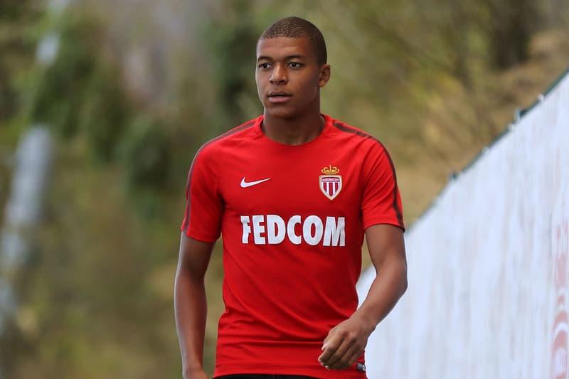 Mbappé Monaco Psg transfert réponse