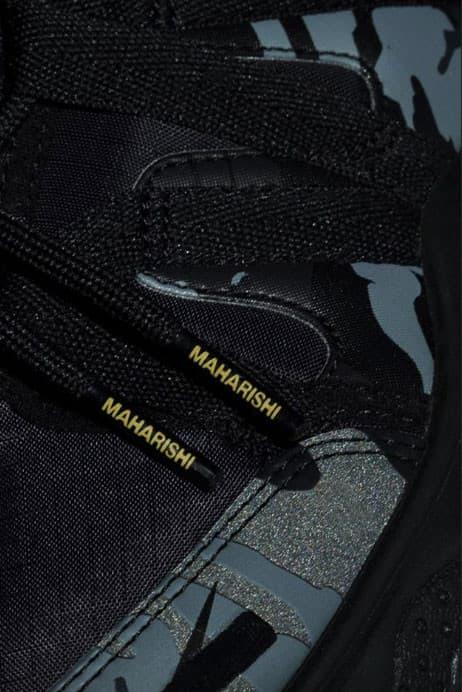 Photo De La Air Force 1 Nike x maharishi