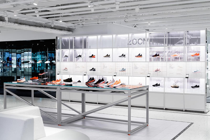 Nike House of innovation plus grand magasin monde