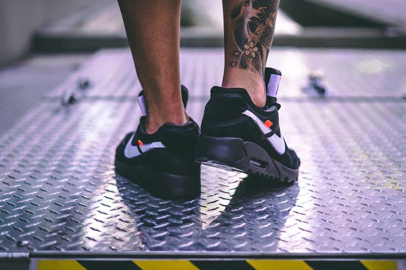 Off-White™ x Nike Air Max 90