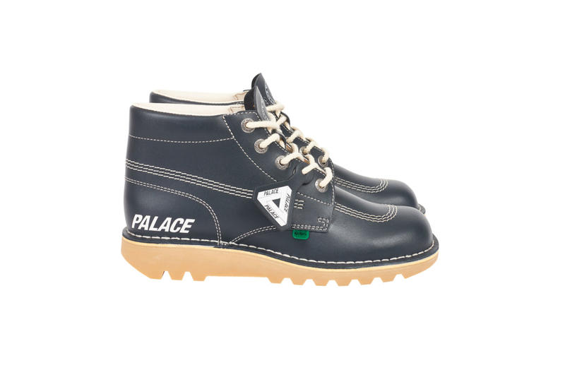 Palace Kickers Chaussures Collaboration Images Date de sortie