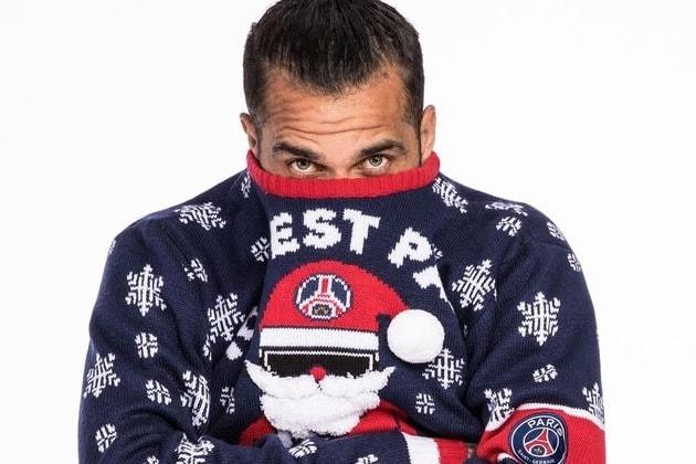Le PSG Sort Ses Sweats Moches De Noël
