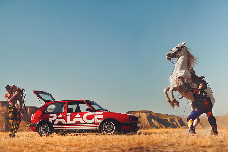 Photo De Palace x Ralph Lauren