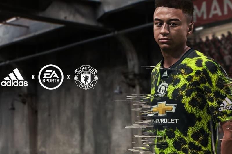 Photo Manchester United x adidas x EA Sports