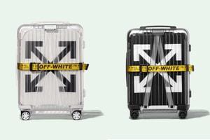 Vous Pouvez Shopper Dès Maintenant Les Deux Valises Off-White™ x RIMOWA Noire Et Blanche