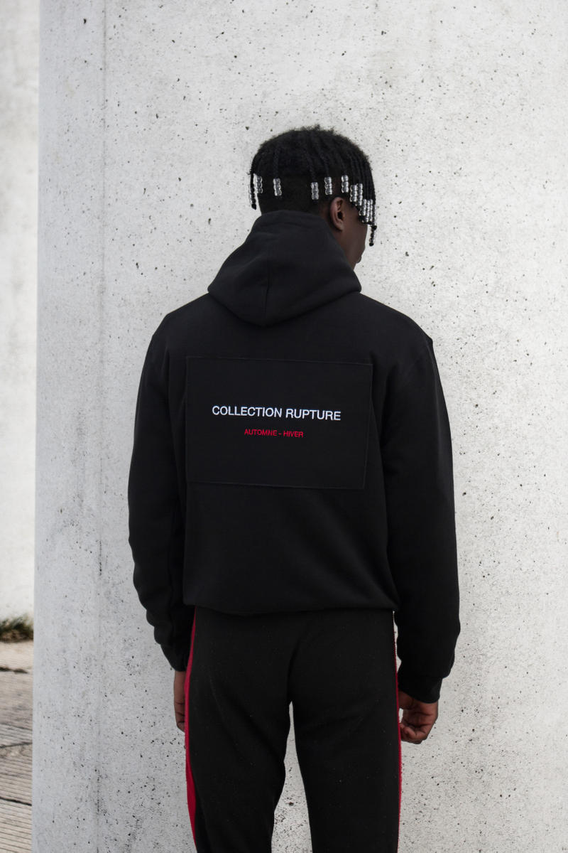 RUPTURE Lookbook Collection