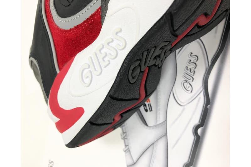 dc963e0664 Sean Wotherspoon x Guess: Leur Sneaker Se Dévoile | HYPEBEAST