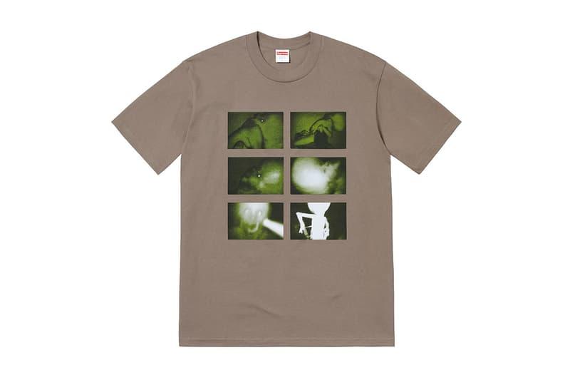 Supreme Chris Cunningham Images date de sortie hoodie t-shirt