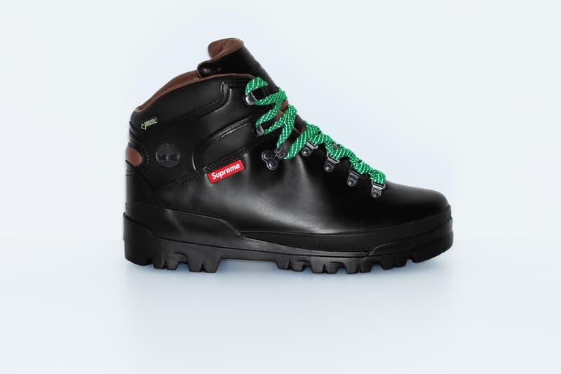 Photos Des Boots Supreme x Timberland