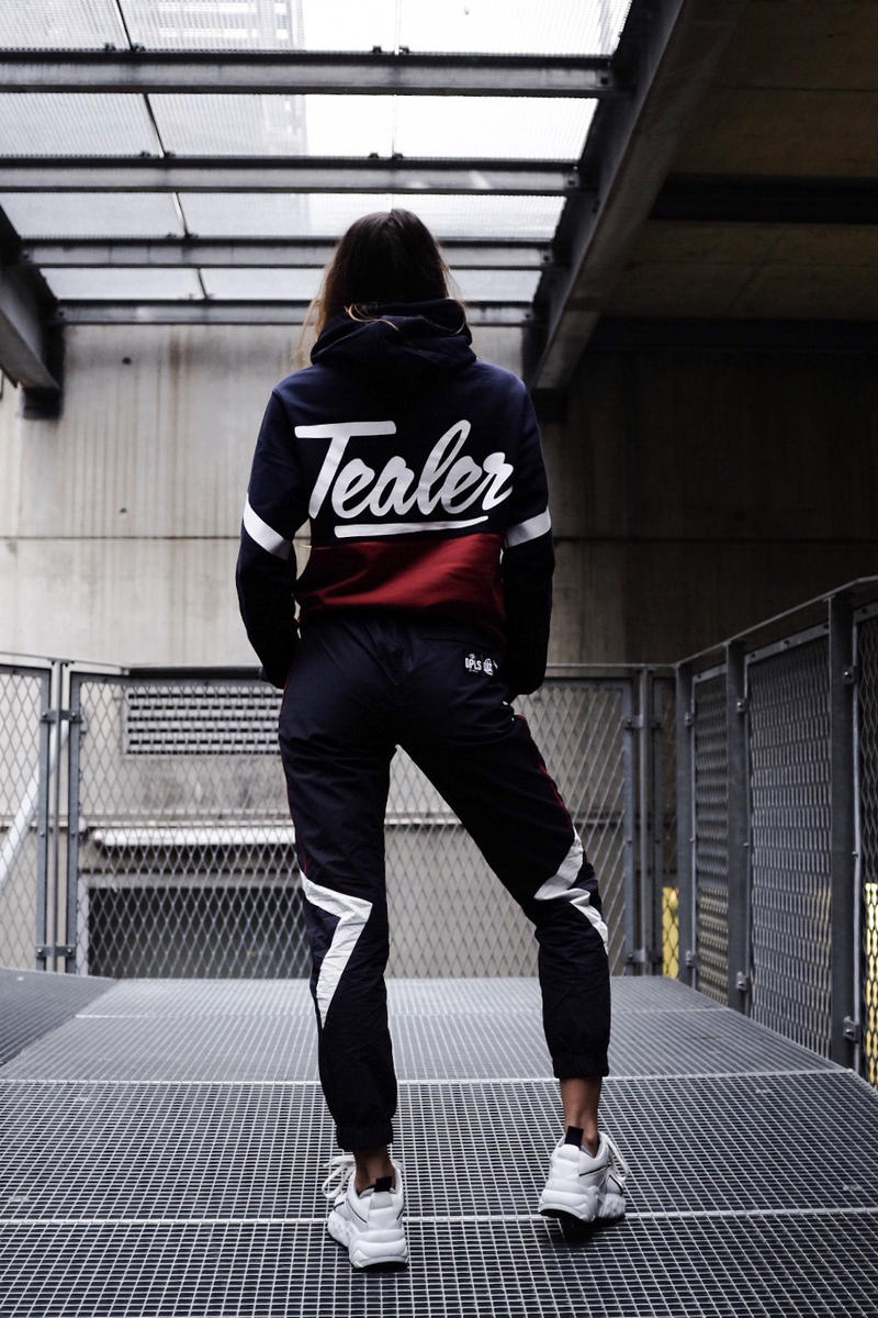 Tealer DPLS Los Angeles Collaboration