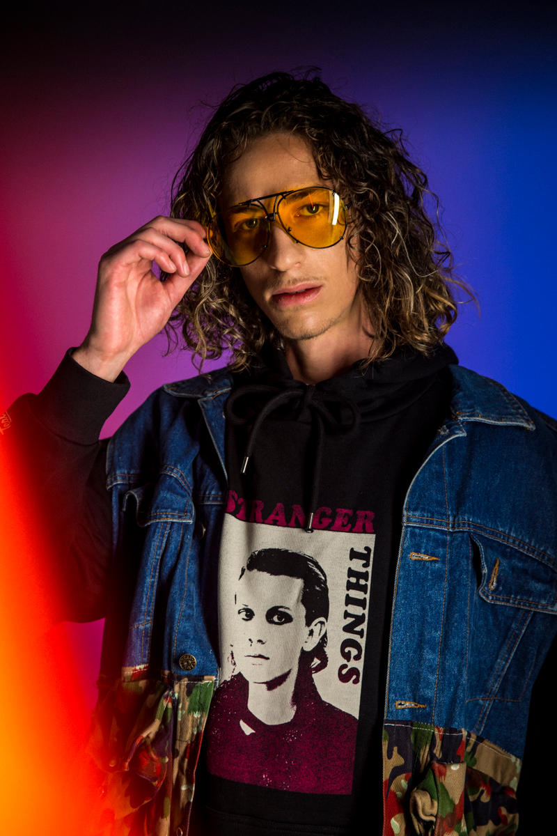 Lookbook De Tealer x Stranger Things