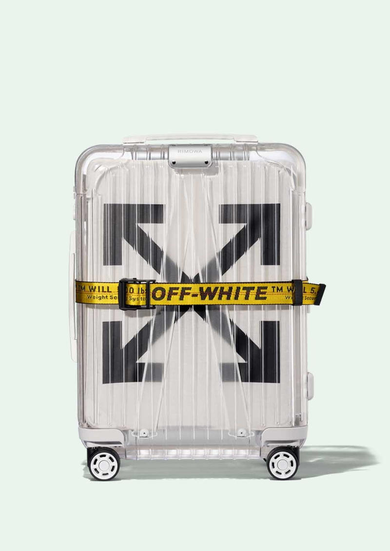 Photo Off-White™ x RIMOWA