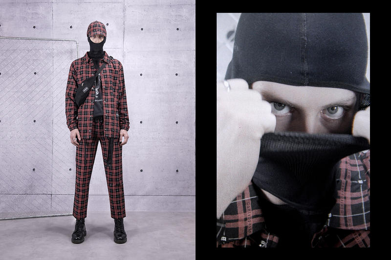 Wasted Paris No FEar Lookbook Automne Hiver 2018 19