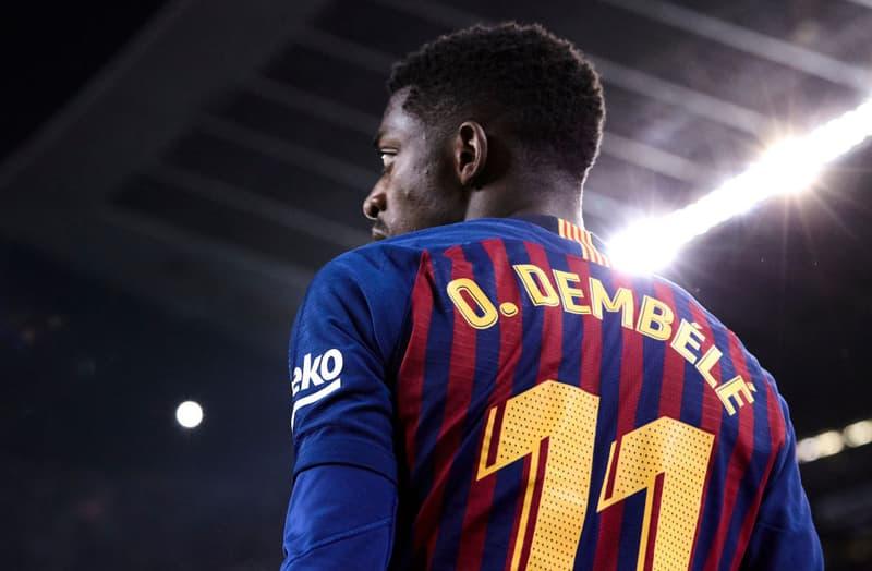 Dembélé, but, Barça
