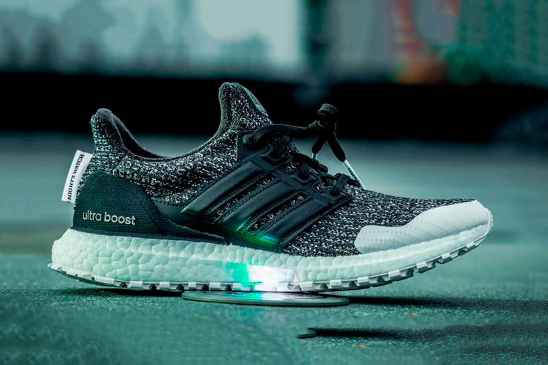 adidas Game of Thrones Ultra Boost Night's Watch photos