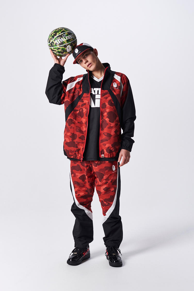 Photo BAPE Printemps/Été 2019