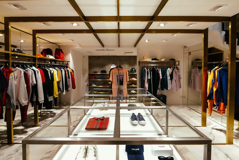 Boutique Paris Streetwear Starcow Montaigne Market Sneakersnstuff Shinzo Graduate