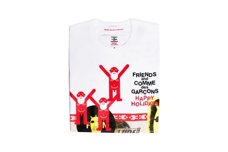 COMME des GARCONS Gucci Burberry Collaboration