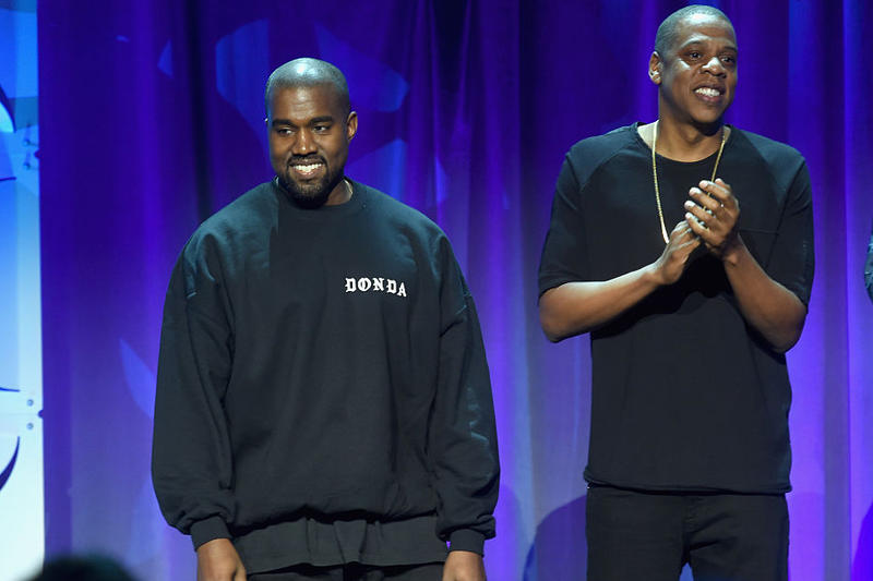 Kanye West Jay-Z Watch the throne 2 teaser
