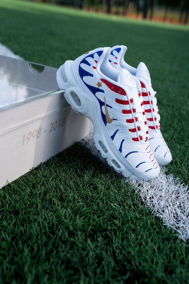 Photo Kylian Mbappé Nike Pack