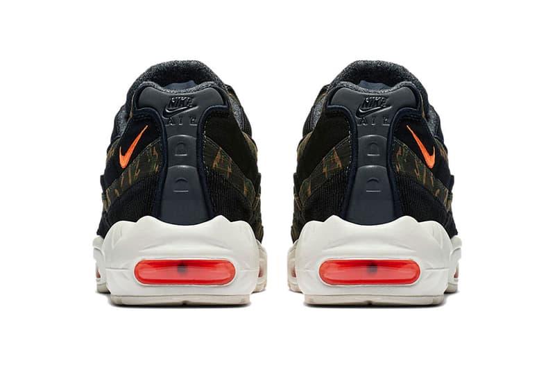La Nike Air Max 95 x Carhartt WIP Se Dévoile Dans Des Visuels ... 1d11dbdb1