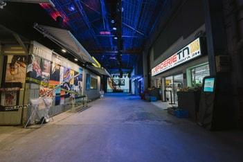 Picture of Nike Transforme Un Hangar En Supermarché Pour Célébrer Les 20 Ans De Sa TN