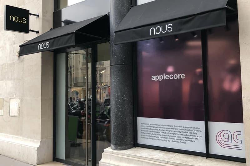 Nous Paris Geneve Concept Store Boutique