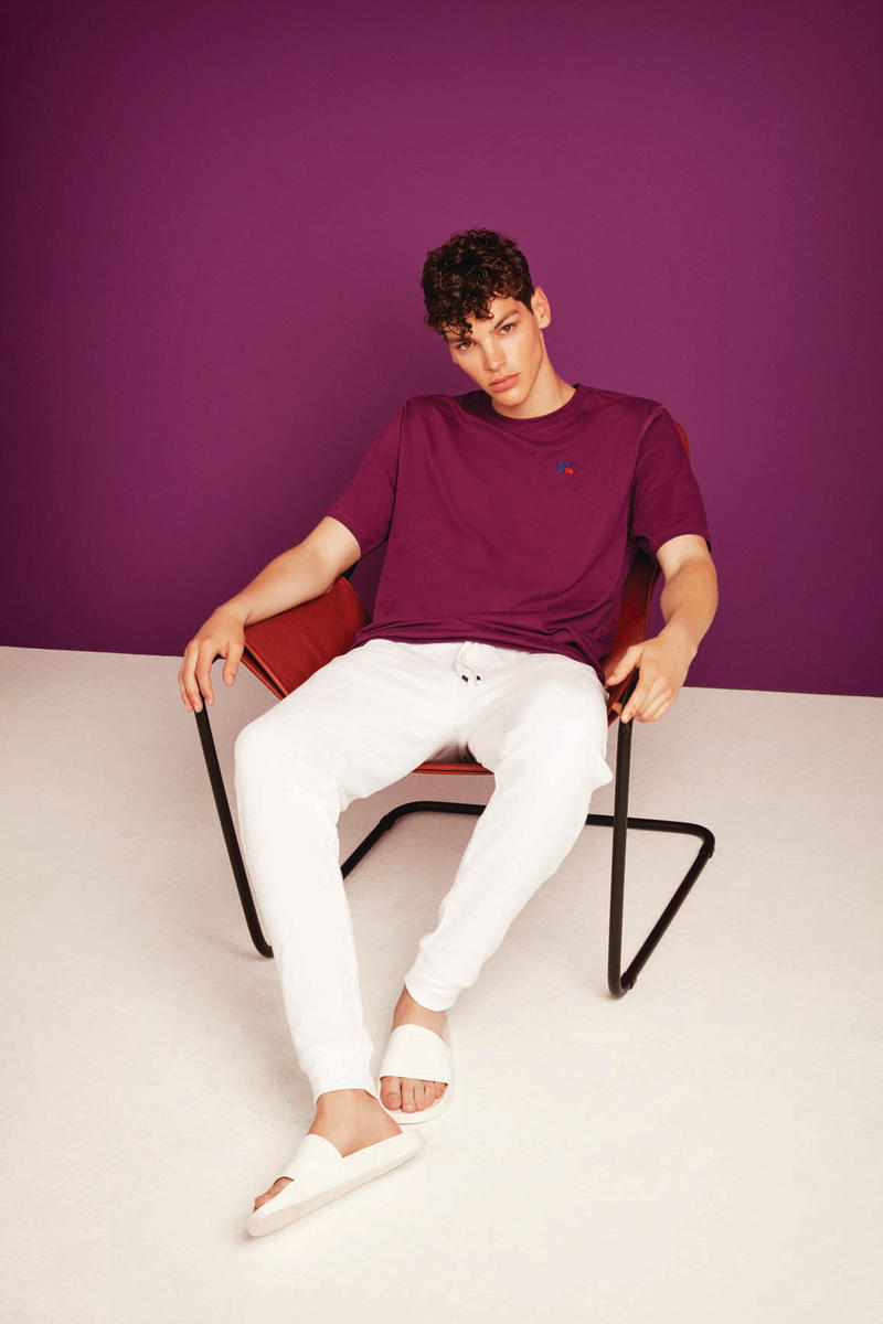 Russell Athletic Collection Printemps Ete 2019 Lookbook