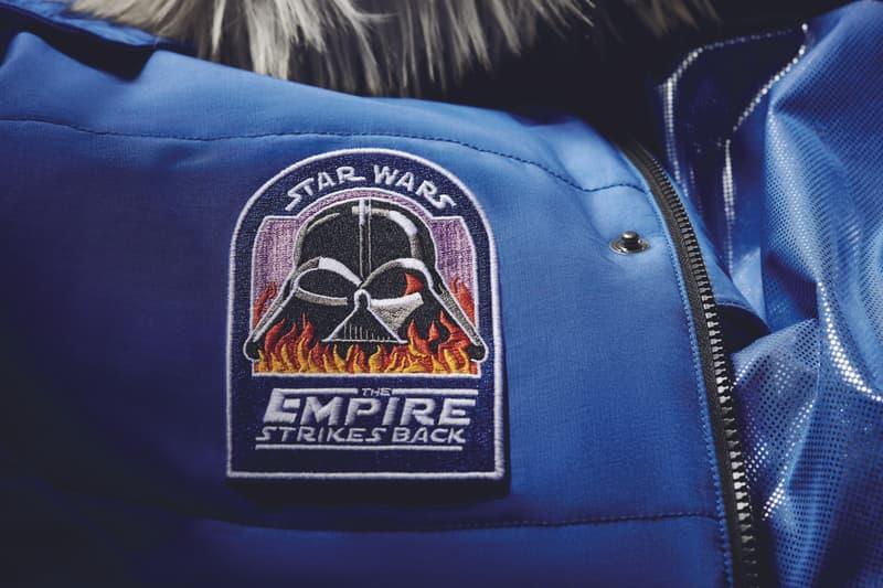 Star Wars Columbia Parka Empire Contre-Attaque