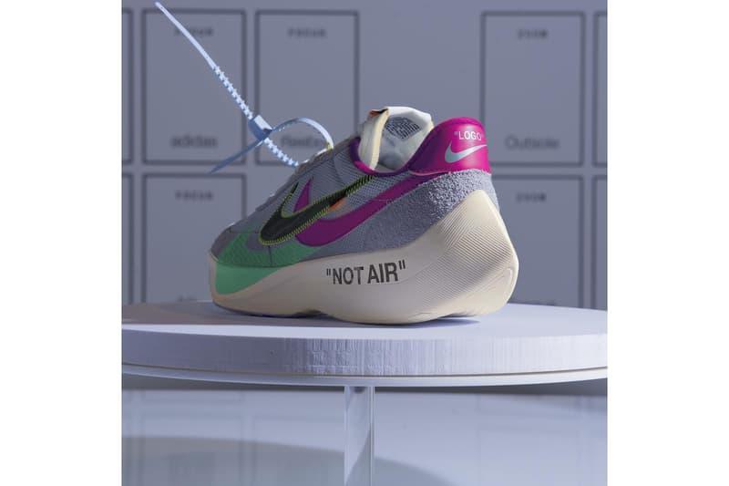 Nike Virgil Abloh Sneaker Collab Fake