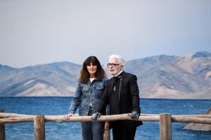 Karl Lagerfeld Rate Pour La Première Fois Un Défilé Chanel