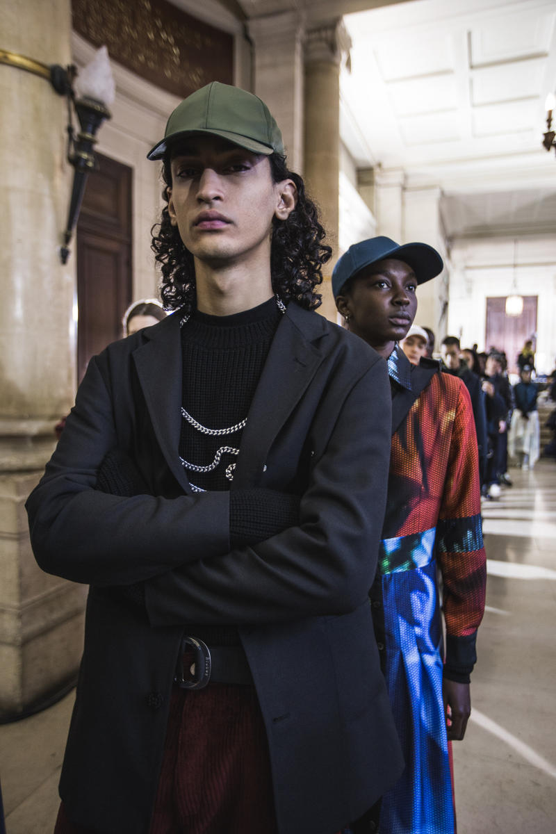 Etudes Studio Défilé Fashion Week Paris