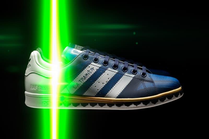 adidas raf simons fashion week paris rs stan photos sortie