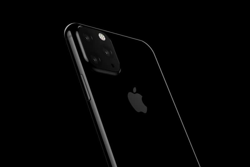 Apple iPhone XI leak appareil photo