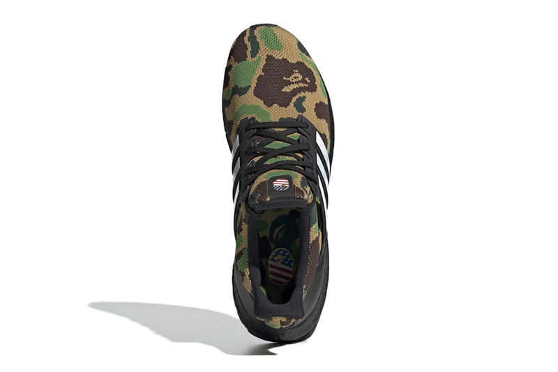 Photo BAPE x adidas UltraBOOST