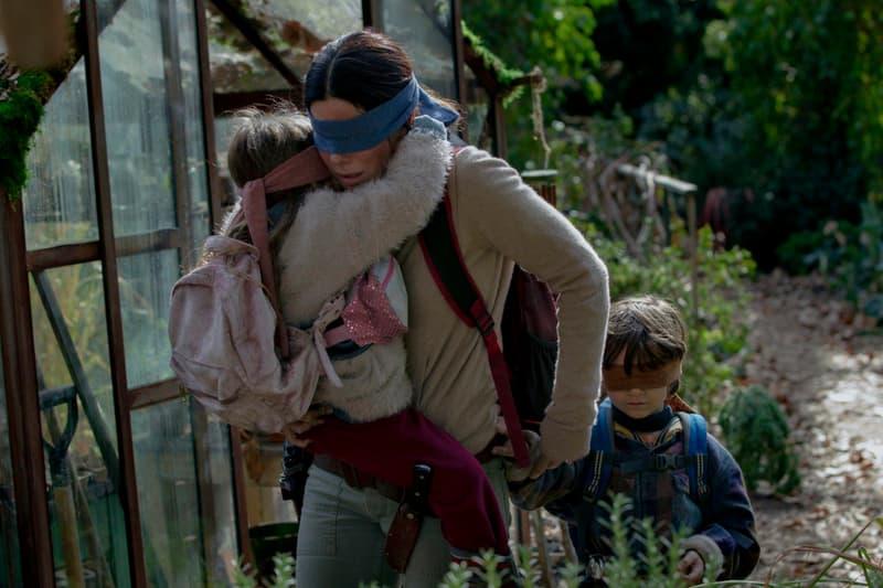 "Photo De Sandra Bullock Dans ""Bird Box"""