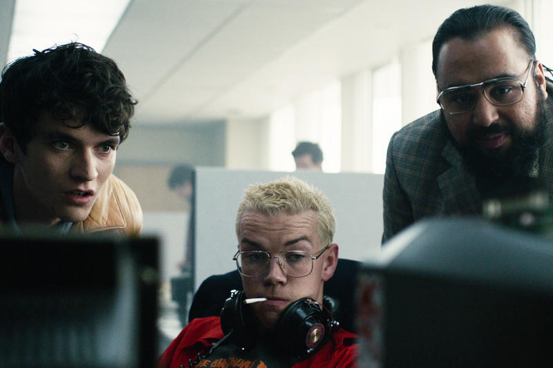 Black Mirror Bandersnatch Will Poulter Twitter