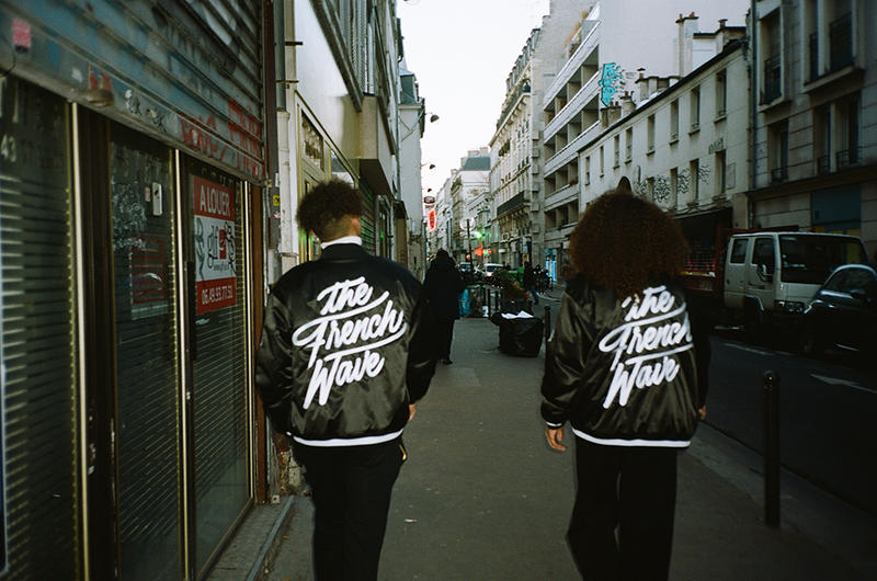 Photo Du Lookbook CHMPGN x Roche Musique