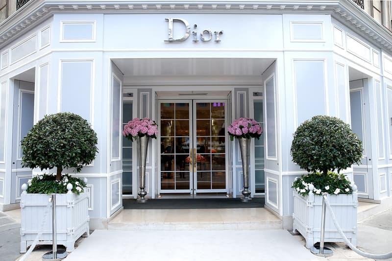 Dior Boutique paris Adresse Nouveau