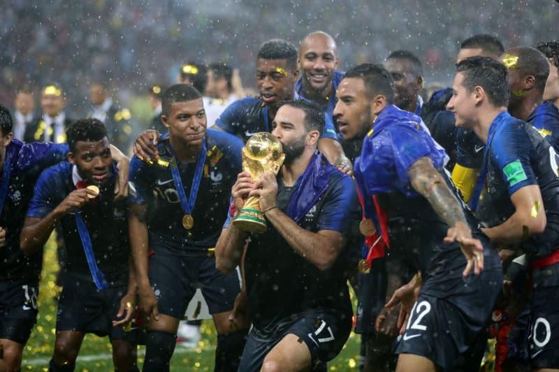 Équipe de France Coupe du Monde TF1 documentaire