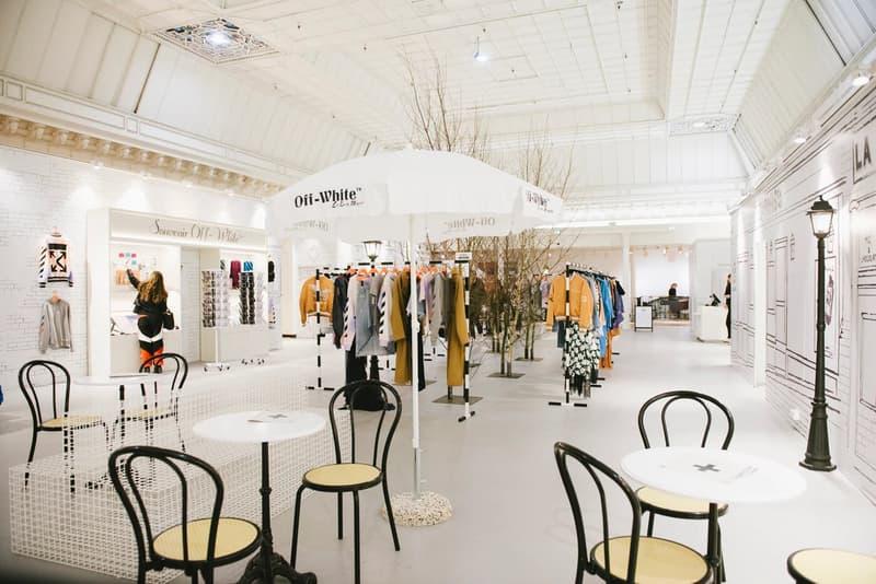 Fashion Week Paris Pop-up store Off-White Starcow MSFTSrep Gramm STILL GOOD One Culture