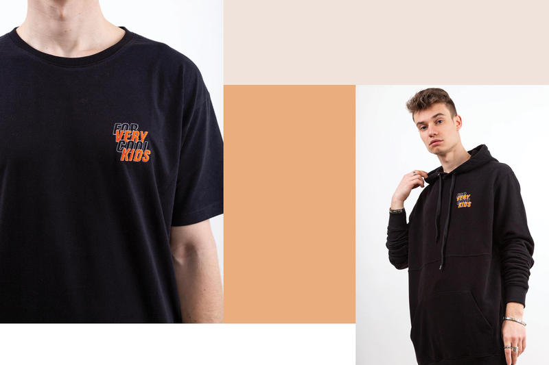 For Very Cool Kids Collection Lookbook prélude